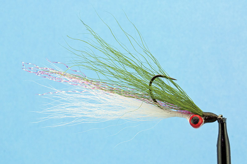 Clouser-Deep-Minnow fly