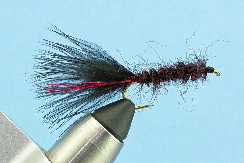 Dubbing-Loop-Leech fly