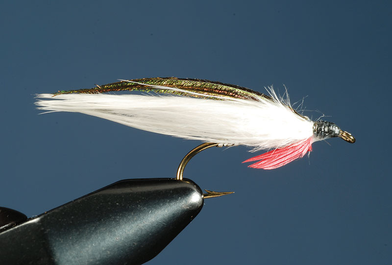 White-Marabou fly