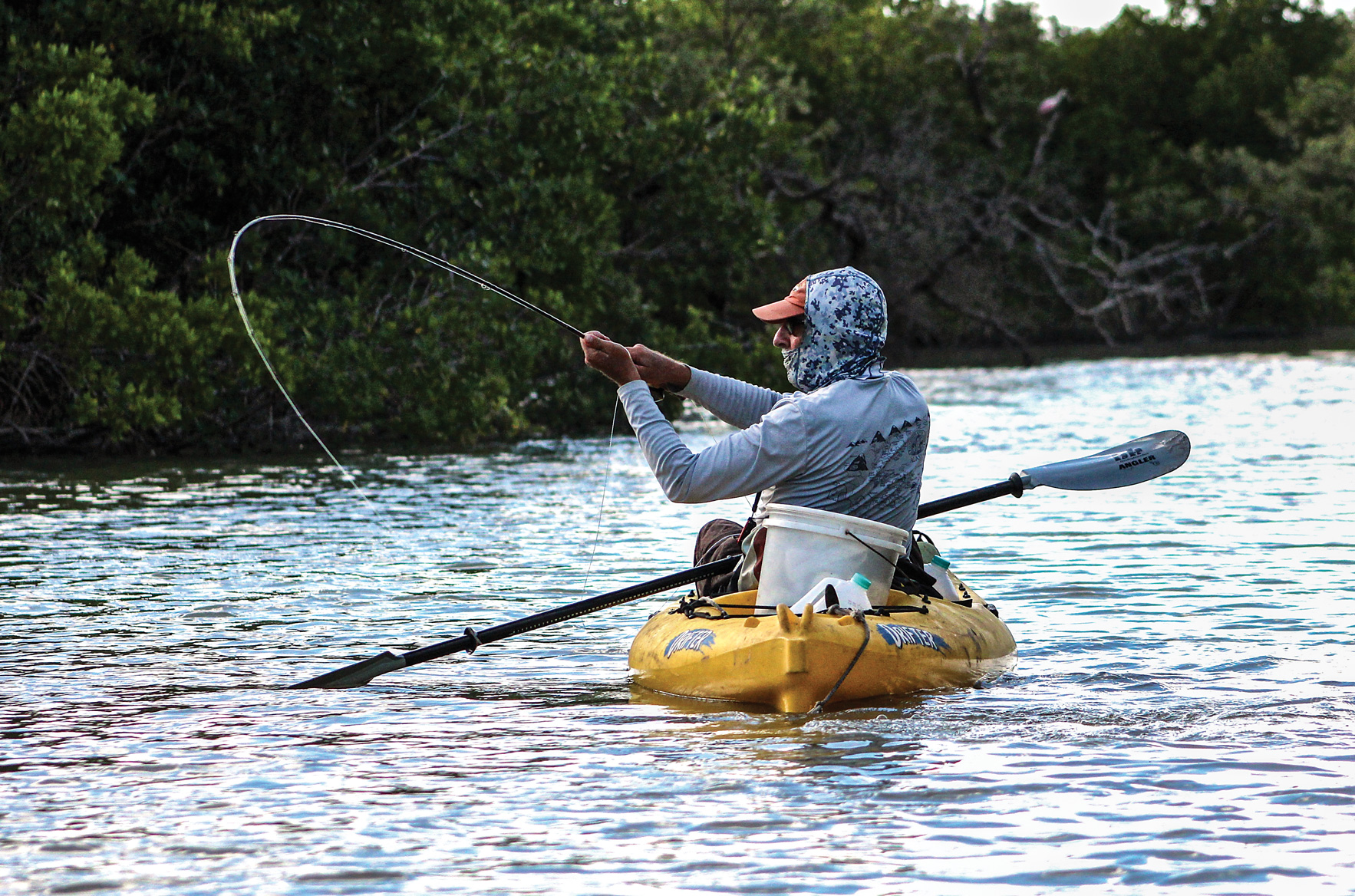 An everglades fly fishing adventure of epic proportions for Fishing in the everglades