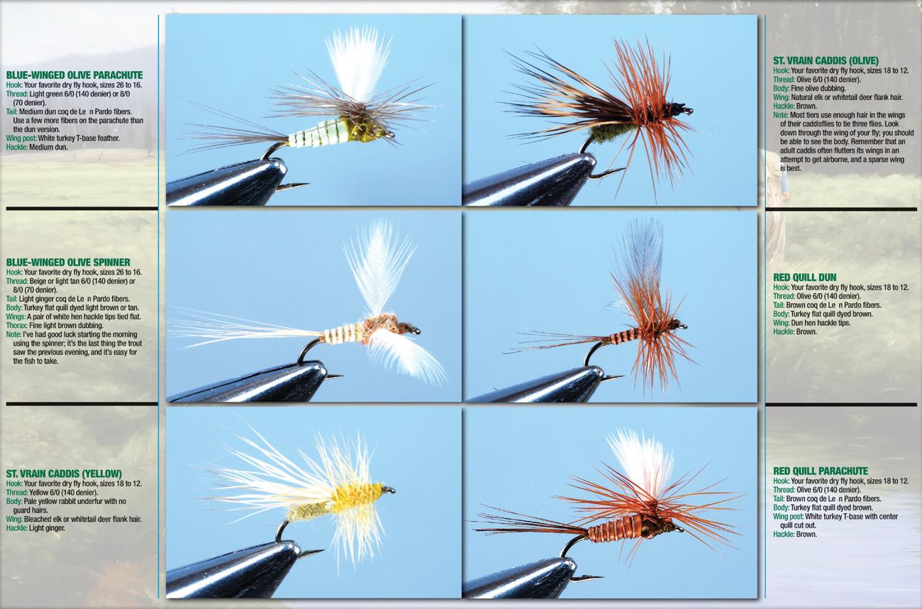 A K 's Favorite Flies - Fly TyerFly Tyer