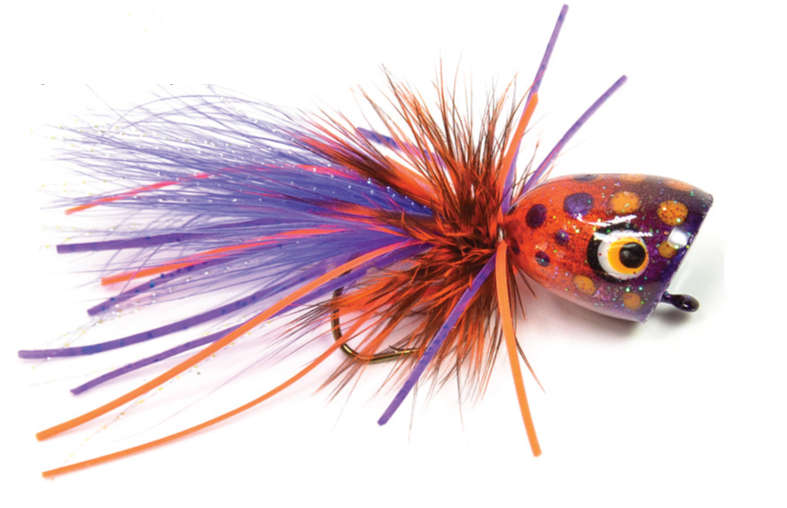The Pop on Top - Fly TyerFly Tyer