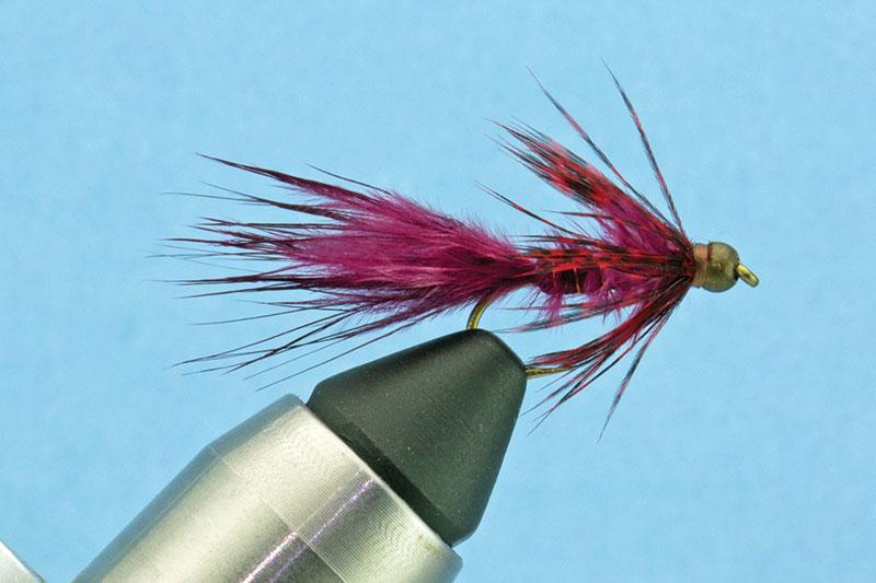 Marabou-Leech fly