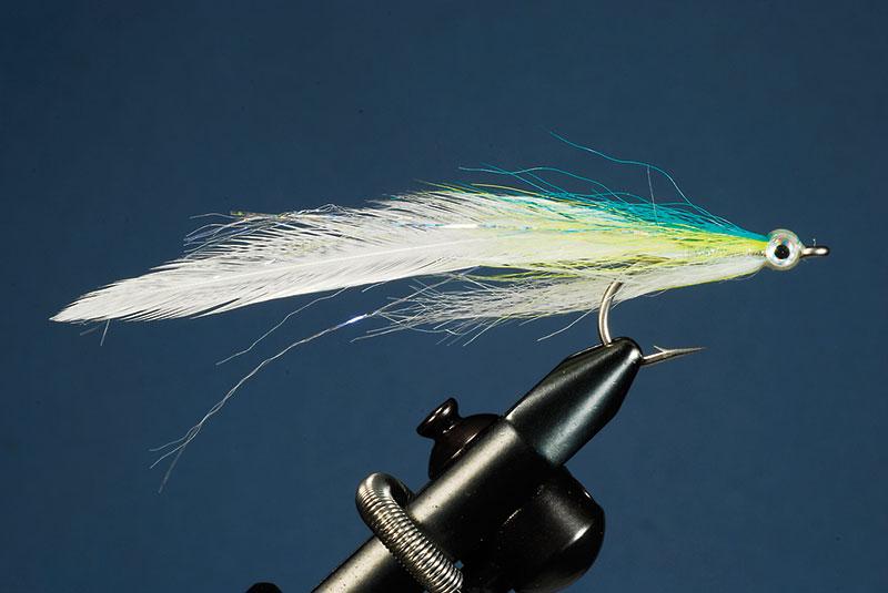Veverkas-Shinnecock-Silverside fly