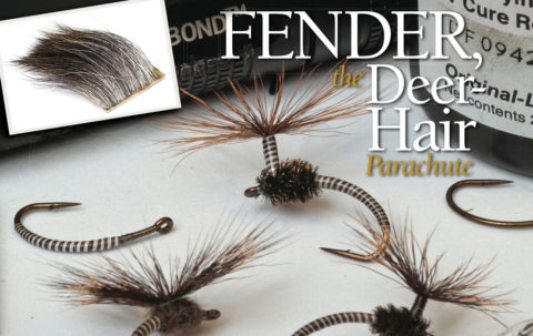 Learn to tie @barryordclarke 's killer caddisfly pattern step by step at the link in our bio! . . . #flytying #flytyingjunkie #flytyer #caddisfly #featherbender