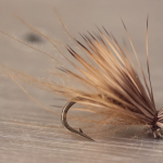 CDC & Elk Dry Fly